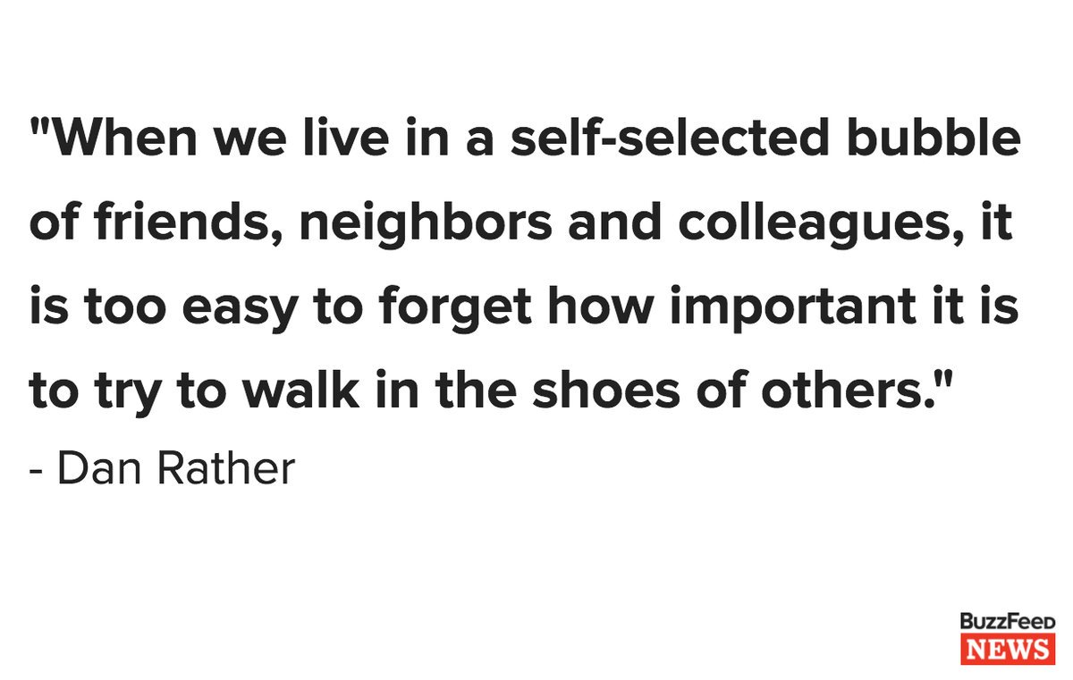 America needs more empathy, @DanRather argues in his new book https://t.co/U2iB6jq2Cv