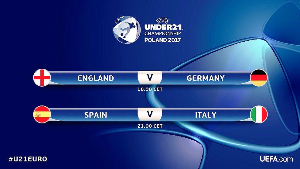 DIRETTA Calcio: Germania-Inghilterra e Italia-Spagna in Diretta Streaming Rai. Domani Portogallo-Cile