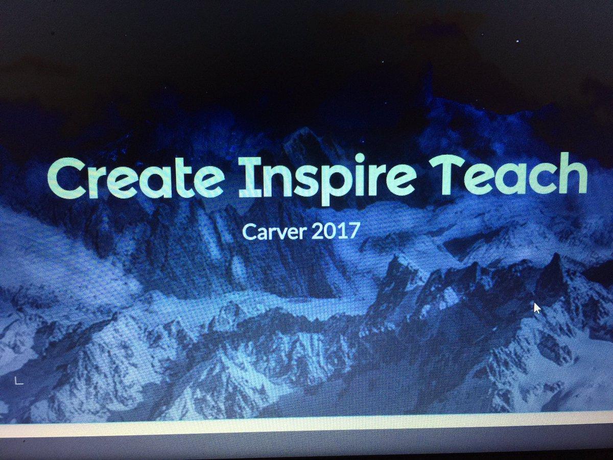createinspireteach hashtag on Twitter