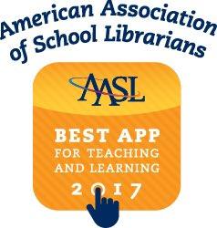 AASL announces 2017 Best Apps for Teaching & Learning: https://t.co/03EeFWCcgk #alaac17 https://t.co/gooTxx0jOf
