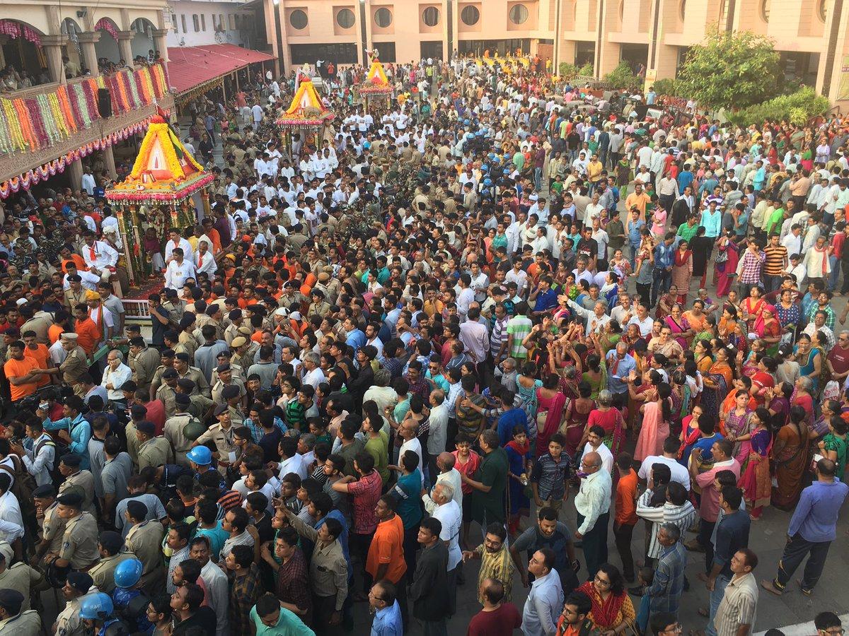 Ahmedbad Rath Yatra 2017