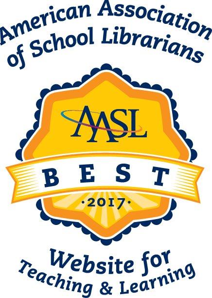 AASL announces 2017 Best Websites for Teaching & Learning: https://t.co/90kimsAhP1 #alaac17 https://t.co/Bcd5jqsdvh