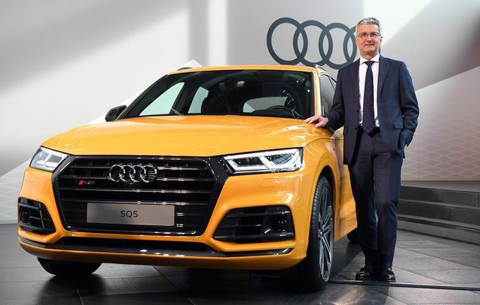 Internal dossier criticises Audi top management: Bild https://t.co/DswKa4oolP