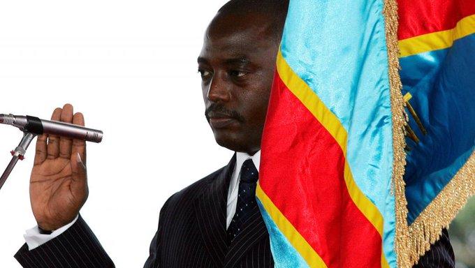 Le président Joseph Kabila en Afrique du Sud pour resserrer les liens https://t.co/zcwUDu2NwW