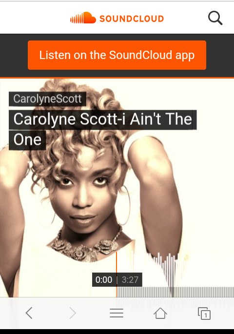 Wow @CarolyneScott gotta perform #edmfamily hit  #iAintTheOne #edmlife #Texas #dallas #nowplaying on #SoundCloud  https:// m.soundcloud.com/carolynescott/ carolyne-scott-aint-the-one-mix-1 &nbsp; … <br>http://pic.twitter.com/wDdvvjDTZK