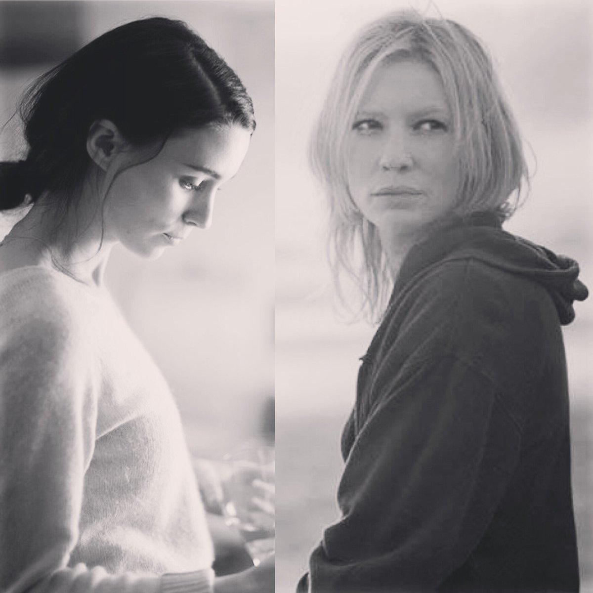 One day you&#39;ll remember what love felt like.. and you&#39;ll think of her.  #cateblanchett #rooneymara #cateandrooney #littlefish #lion <br>http://pic.twitter.com/gO3aIirMHL