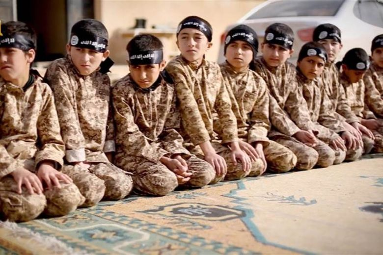 ISIS trained more than 1,600 #children on how to decapitate #Yazidis #YazidiGenocide #YazidiPlight @hrw @UN @UNICEF  http://www. muslimpress.com/Section-world- news-16/108063-isis-trained-more-than-children-on-how-to-decapitate-yazidis-says-kurdish-official &nbsp; … <br>http://pic.twitter.com/bQIV2BFCam