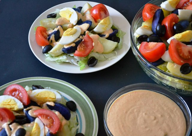 Peruvian Potato Salad – a perfect summer food. #recipe @  http:// bit.ly/2p847iF  &nbsp;      #salad #delicious #healthy #recipes<br>http://pic.twitter.com/AMdBWsm2pD
