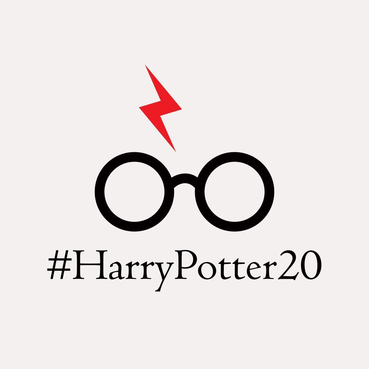 С днем рождения Гарри Поттер
