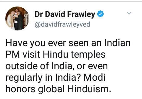 True.. fully agree. #modiinus  #ModiMeetsTrump