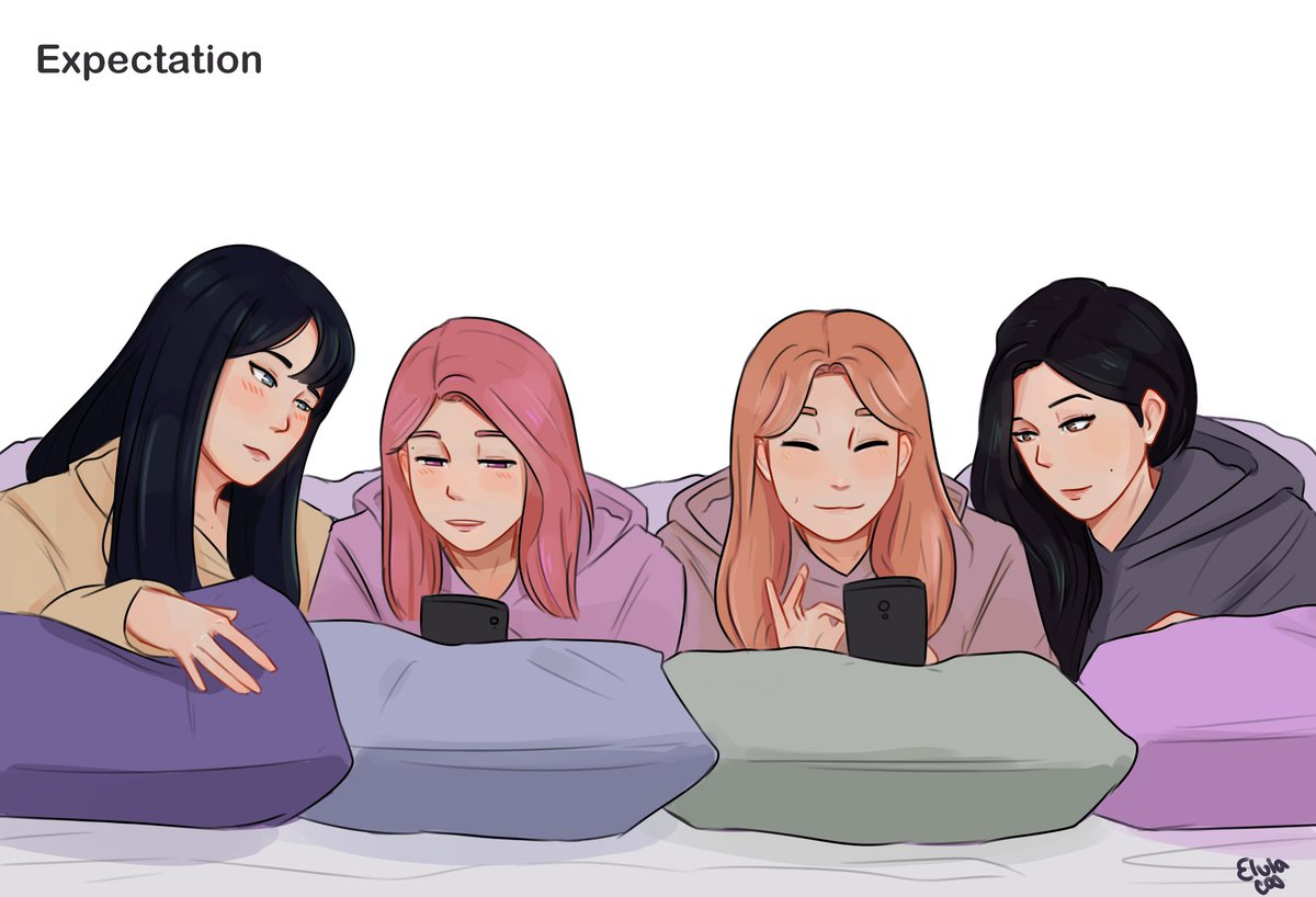 Mamamoo&#39;s Liev: expectation vs reality.   #mamamoo #Moonbyul #solar #Wheein #Hwasa #마마무 #문별 #솔라 #휘인 #화사<br>http://pic.twitter.com/k3UNNzP4wm