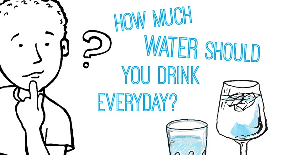 How much #water should you #drink ?  #healthyliving #health #daily #diet #Healthcare  Click here:  https:// youtu.be/tshkMHMI8ck  &nbsp;  <br>http://pic.twitter.com/iFgSWBzoRp