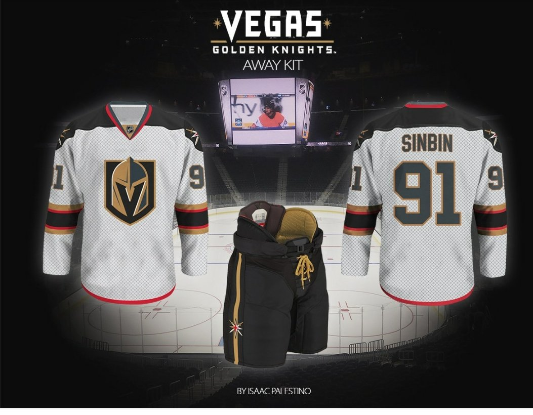 Not sure how I feel about these jerseys? I still want one. #NHL #Vegas...