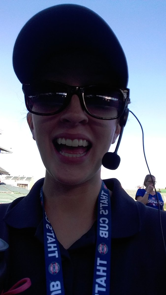 Our tour guide decided to take a selfie right before she took pics of...