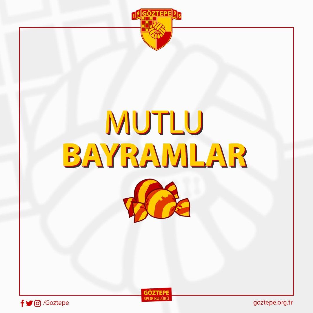 Ramazan Bayramınız Kutlu Olsun  https://t.co/Sm0OoKbWuu  #Göztepe #iyi...