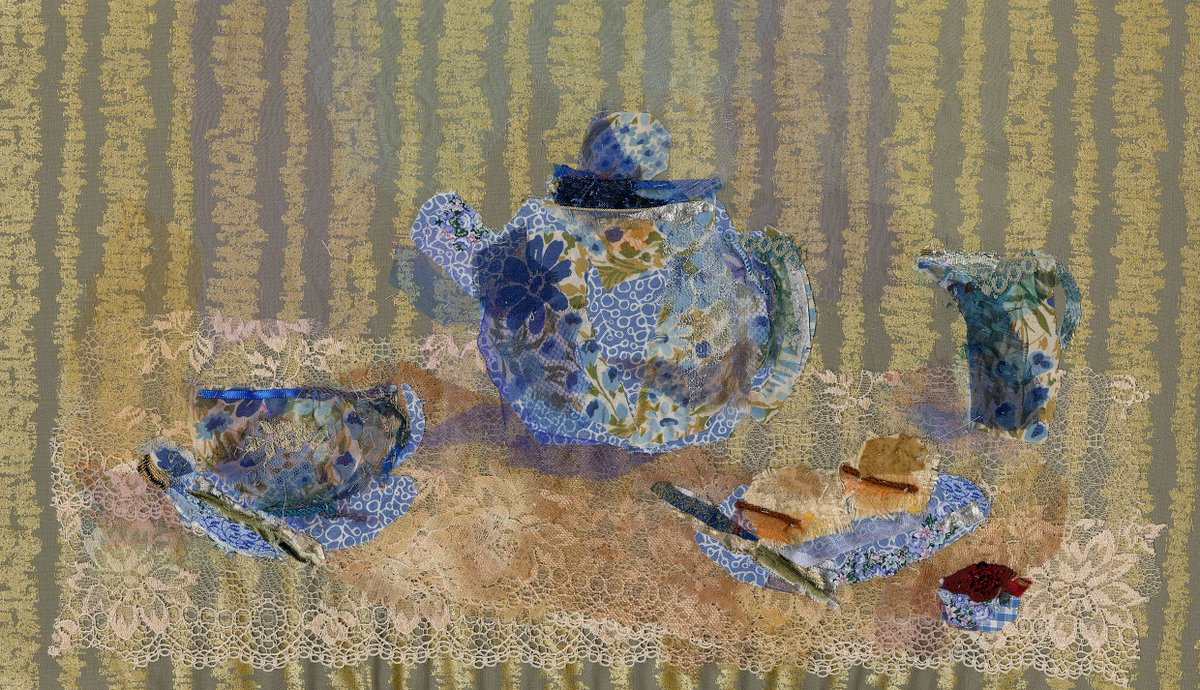 Hello @Nationalteaday I love #tea and thought you may like my #handsti...