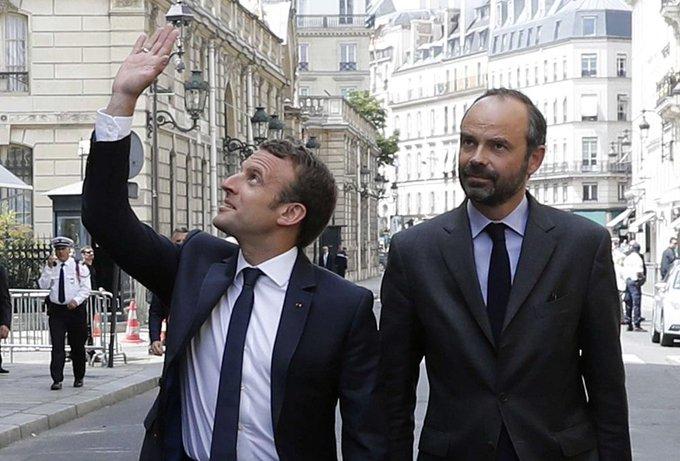 64% des Français se disent satisfaits de Macron et Philippe https://t.co/oAsODC9bpv