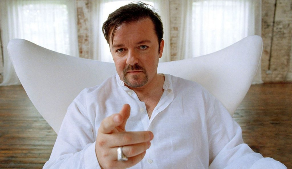 June 25th 1961 - @rickygervais is born #HappyBirthday #RickyGervais #NotUpTheArse #Comedy<br>http://pic.twitter.com/I0TCYjFXlS