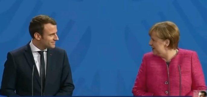Emmanuel Macron prend une déculottée au sommet européen https://t.co/pTRhaDg1Fg