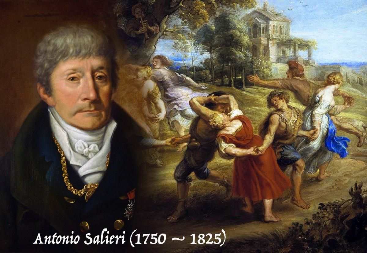 Life &amp; #Music of Antonio Salieri (1750-1825) - #biography #ClassicalMusic #harp #Orchestra #Orchestration  http:// nicholasjv.blogspot.com.au/2017/06/music- saturday-antonio-salieri.html &nbsp; … <br>http://pic.twitter.com/2qiH4U2L0S