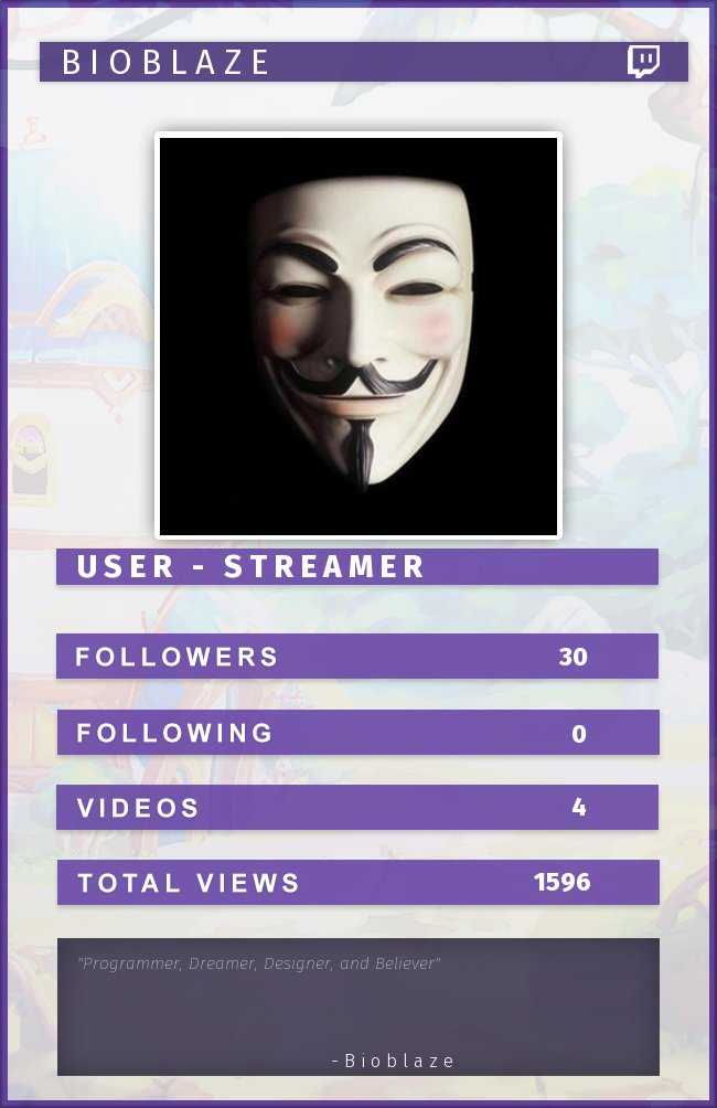 #indieDev #GameDev #Twitch Style Collectible #Card #Game  http:// alpha.xstreamer.cards/info  &nbsp;   made with #NodeJS #MySQL #Web #App #Tech #Followers #Share <br>http://pic.twitter.com/ly8GHwGryB