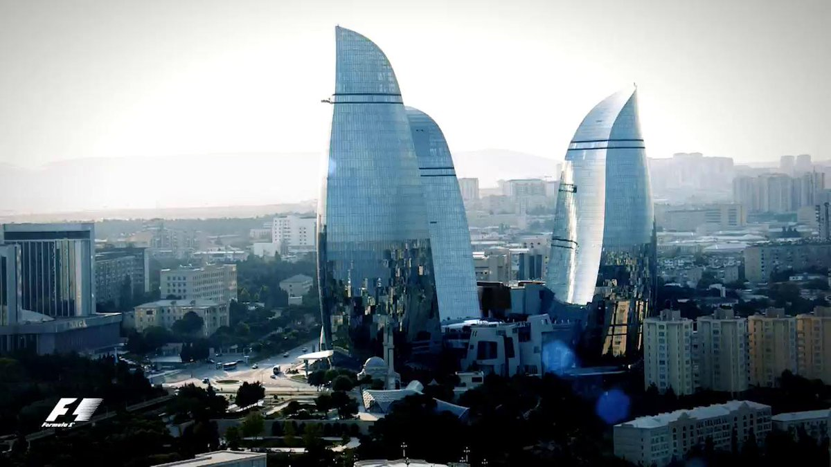 It's race day in Baku! Here we go... #AzerbaijanGP https://t.co/JjMsCm...
