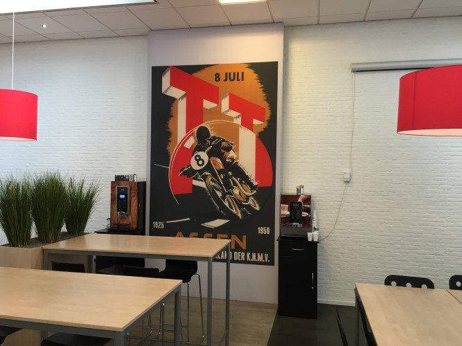 We wish all #MotoGP lovers a great Dutch #TT race in Animo&#39;s &#39;hometown&#39; Assen! #Animo #DutchTT #Coffeemachines #Coffee #Assen<br>http://pic.twitter.com/q0pjUx43ot