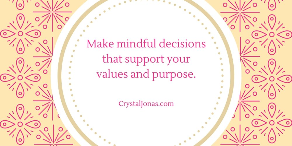 Be congruent -- align actions with values and purpose. ~@CrystalMJonas #Sucess #quote<br>http://pic.twitter.com/7Bulae74vZ