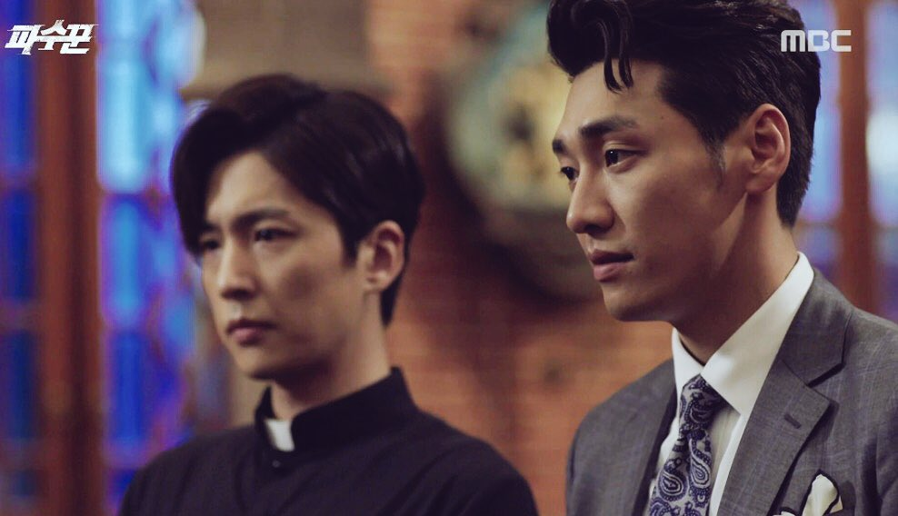 Now you know why I am enjoying #Lookout so much!Glad you made it! #KimYoungKwang #TheGuardian @soompi #KDrama<br>http://pic.twitter.com/dlLe4FVJ7x