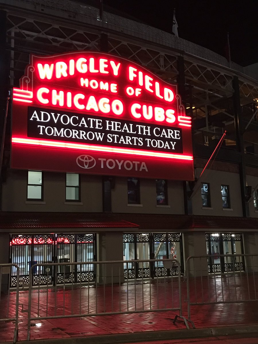 Last Stop: #WrigleyField #Chicago #GoCubsGo ⚾️ https://t.co/7BaHGcnxed
