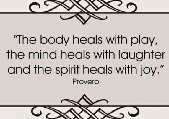 The body heals with play... #BodyMindSpirit #Wellness <br>http://pic.twitter.com/bWTSBXMfXH