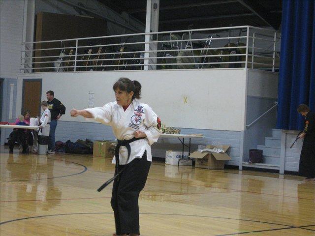 FLASH BACk!!  Karate tournament.  Look at that form!!  #intensity How do you keep fit? #AskWTR @DavidnDana #Recreation #AskWTR @DavidnDana<br>http://pic.twitter.com/AydLaeeQbg