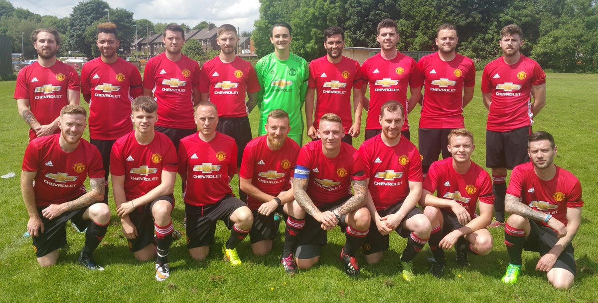 Good luck to @MUSFC against Preston in the North West Supporters Cup final, today at 15:00 BST!