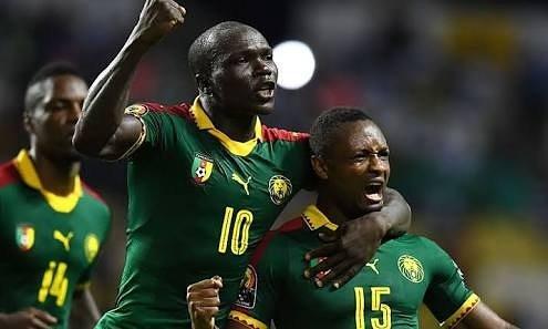 Aboubakar'lı Kamerun, Almanya karşısına turnuvaya devam edebilmek için...
