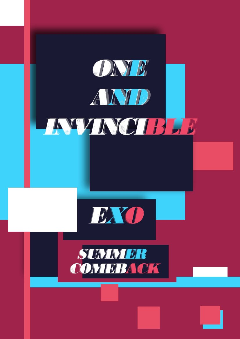 COMING SOON  One and Invincible