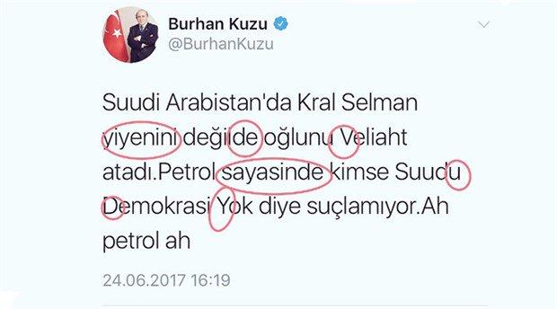 CHP'li Biçer'den AKP'li Kuzu'ya ince ayar: Ünvanın profesör, 140 karak...