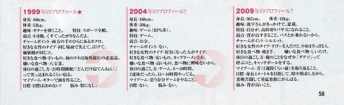 2009年に身長367cmっていういい加減なことを言っていたのは二宮さんです!www