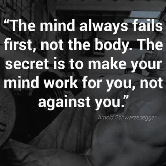 Does your mind work for you or against you?  #bodybuilding #bodybuildingmotivation #motivation<br>http://pic.twitter.com/yVKg0pOhSY