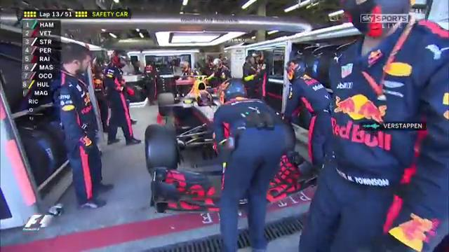 Verstappen is now officially out of the race Sky Go: https://t.co/bDlv...