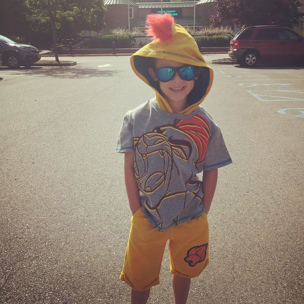 Somebody is ready to see the #lions @officialturtlebackzoo! #tbz #turtlebackzoo #zooday #lionguard #disneyside #di…  http:// ift.tt/2sF5V3h  &nbsp;  <br>http://pic.twitter.com/IcEURaMBvb