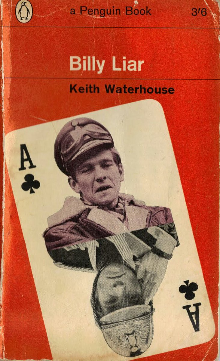 Billy Liar, by Keith Waterhouse. Penguin, 1963. #Northern #books<br>http://pic.twitter.com/VvUsLzyejv