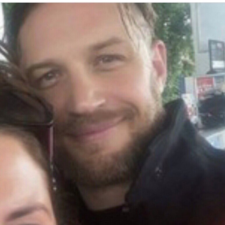 His Smile is actual Sunshine!  #TomHardy <br>http://pic.twitter.com/sT0jneZxgx