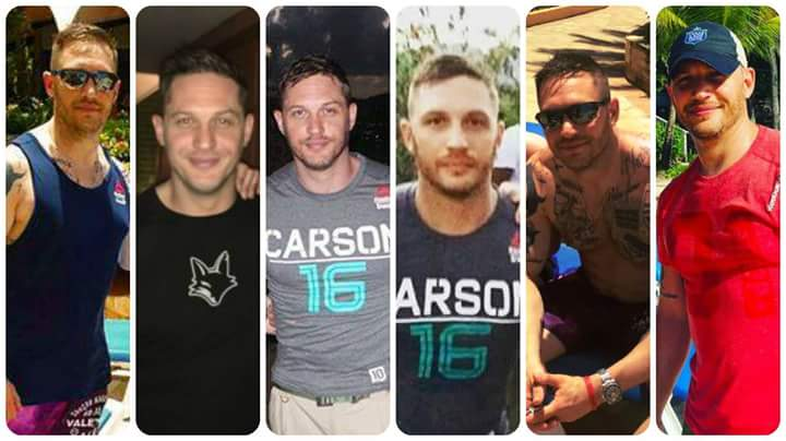 Sunday morning hotness #TomHardy  <br>http://pic.twitter.com/f0oyhehzPs