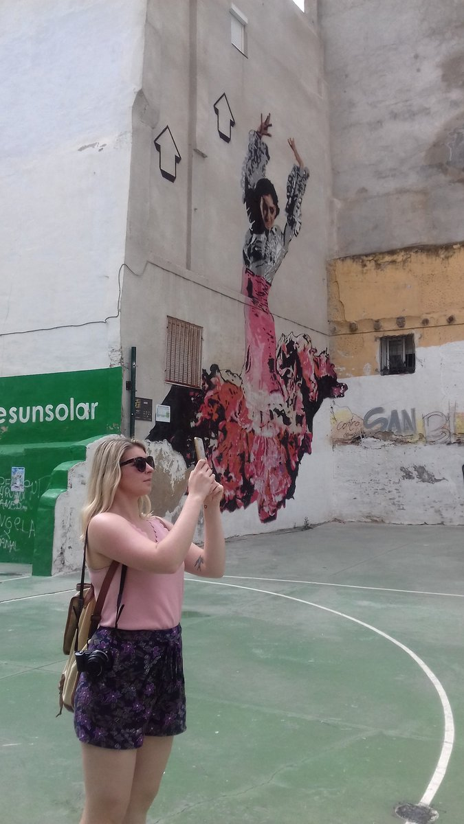Have u seen the oldest Urban Art International Festival of #Spain? It takes place in #Zaragoza. We show it to @wandering_quinn #SpainCities<br>http://pic.twitter.com/JXabqZxqwv