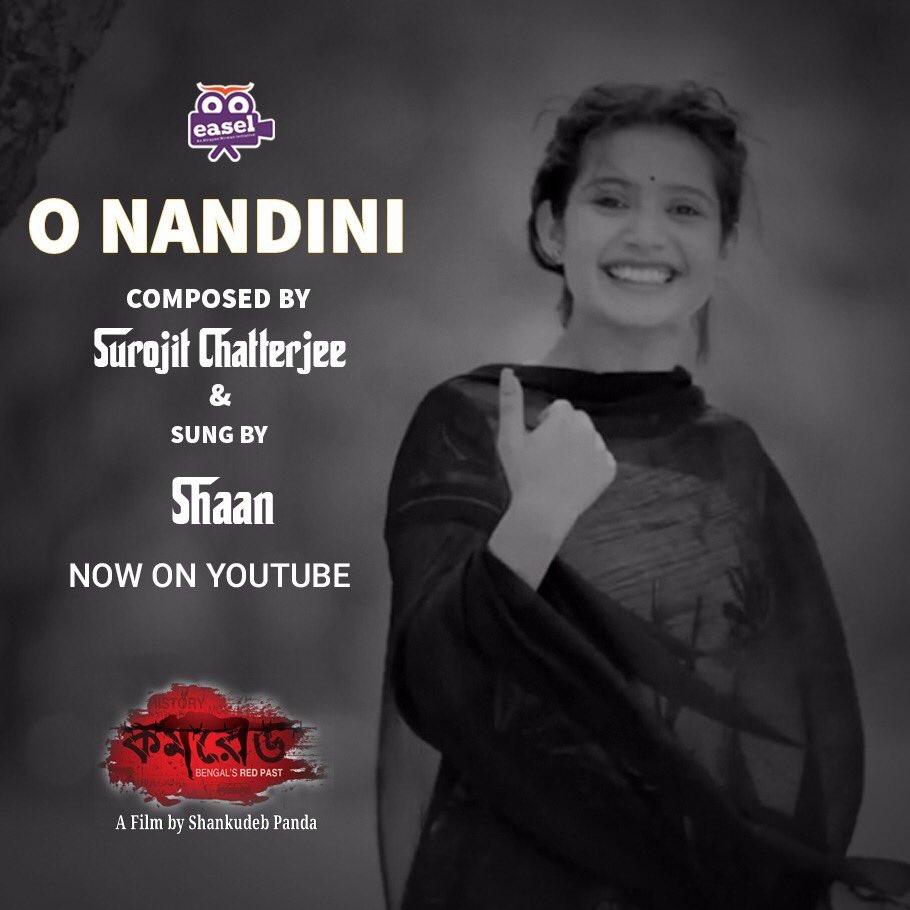 O Nandini now on #YouTube.. Click here:   http:// bit.ly/ONandini  &nbsp;    Hope u guys like it...<br>http://pic.twitter.com/CdZLLn3AYc