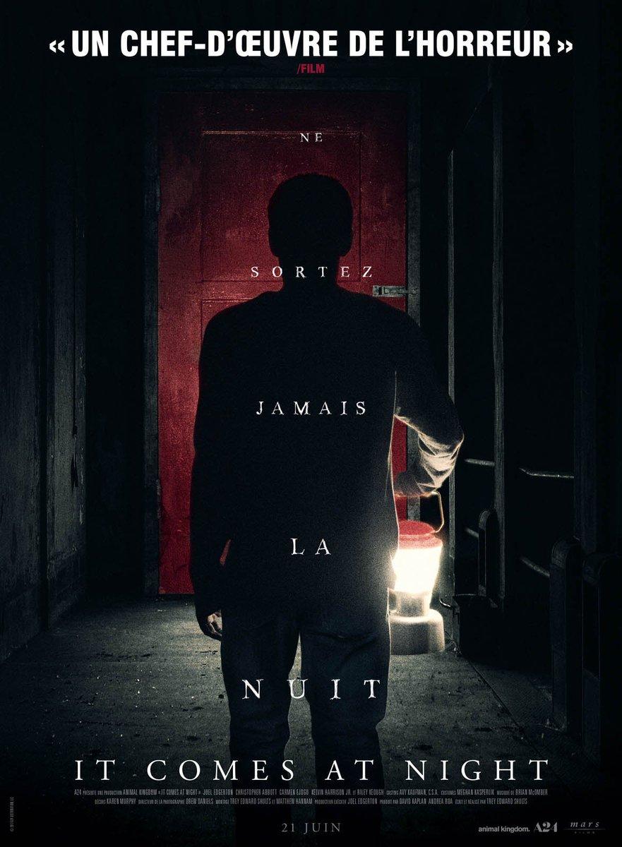 Que pensez-vous de «It Comes At Night» ? #cinema #movie #etl