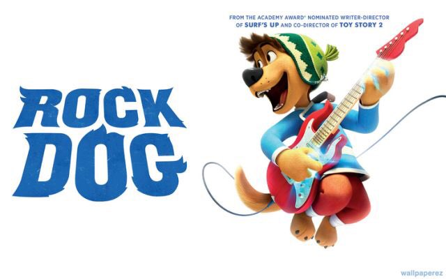 Review incoming!!! 🚨🚨🚨 #RockDog #review #film #movie #cinema #picture 🎸🐶
