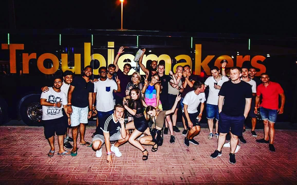 #AtticusIndepand  RT @LockDownIbiza: Nothing but good vibes and good people  #ibiza2017 #clubtour #lockdownibiza<br>http://pic.twitter.com/Lnwa5cEquj