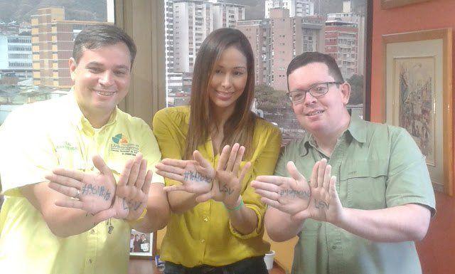 #DDHHDiscapacidadVE Comunidad  sorda realizará  concentración este #25...