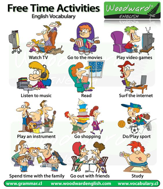 Free time activities in #english. #Expressions. #Idiom #EnglishTips #FelizDomingo #Ingles <br>http://pic.twitter.com/OiITWDgGZi